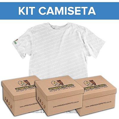 KIT Camiseta
