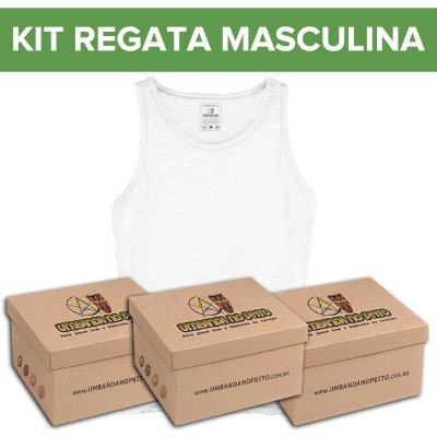 Kit Regata Masculina