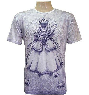 Camiseta Nanã Viscose  - TAM P