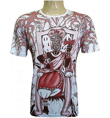 Camiseta Xangô Viscose