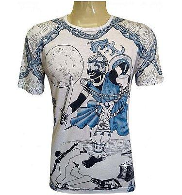 Camiseta Pai Ogum Viscose