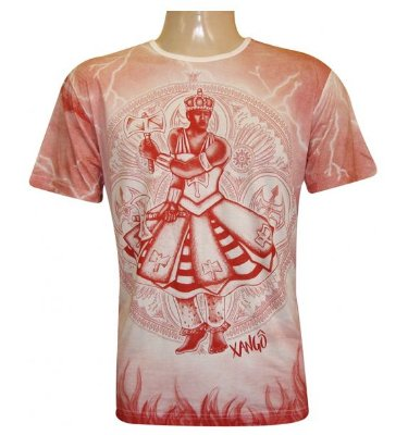 Camiseta Xangô II Viscose