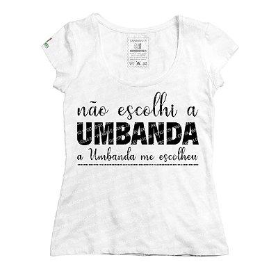Baby Look A Umbanda Me Escolheu
