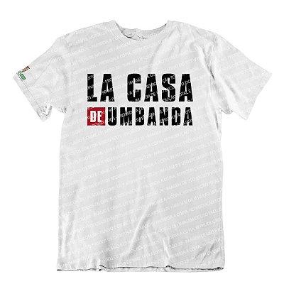 Camiseta La Casa de Umbanda
