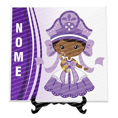 Azulejo Personalizado Nanã Criança
