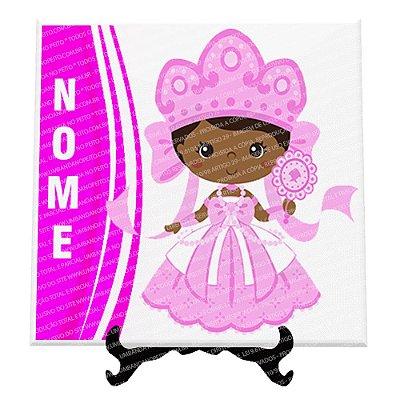 Azulejo Oxum Criança - Personalize com o nome!