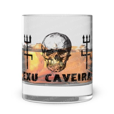 Copo Exu Caveira