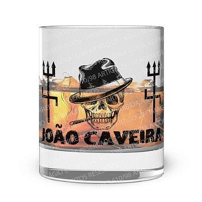Copo Exu João Caveira