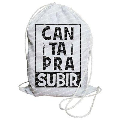 Mochilinha Canta Pra Subir