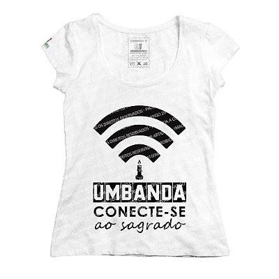 Baby Look Umbanda Conecte-se