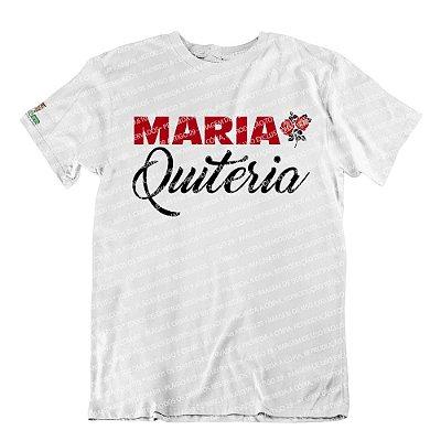 Camiseta Pomba-Gira Maria Quitéria