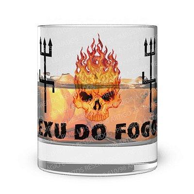 Copo Exu do Fogo