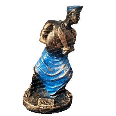 Imagem Africana Ogum (22 cm)