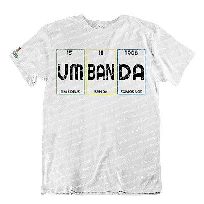 Camiseta UM BAN DA