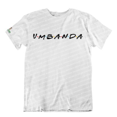 Camiseta Umbanda Friends