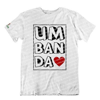 Camiseta Minha Umbanda