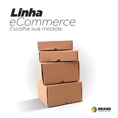 Linha eCommerce - Brand Embalagens