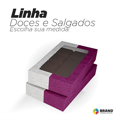 Linha Doces e Salgados - Brand Embalagens