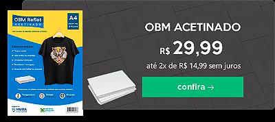 OBM Acetinado