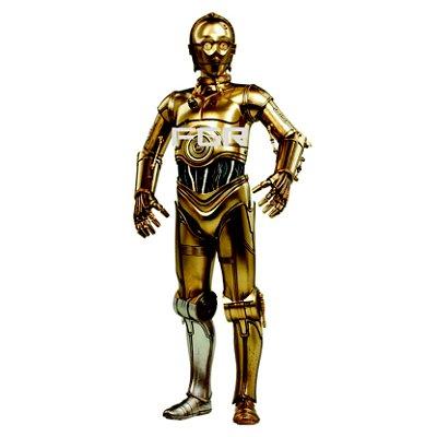 Boneco Sideshow Star Wars Aliança Rebelde C-3PO 2171 Escala 1/6