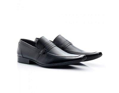 Sapato Social Masculino Bigioni Couro Preto 359