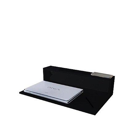 Mesa Suspensa Notebook Trovarelli Preto