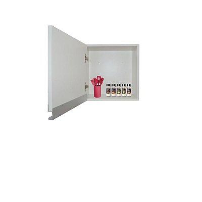 Armário Aéreo Trovarelli 1 Porta Branco