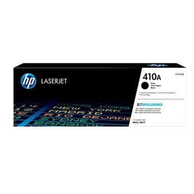 Toner Original HP CF410A Para Laserjet 400 Color MFP M477fnw / 400 Color MFP M477fdw / 400 Color M452dw. Rendimento até 1.000 páginas.