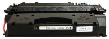Toner Compatível HP CE505X / CF280X / 505X / 280X, para uso nas impressoras HP Laser Jet P2050 / P2055 / P2055 N/D/DN/X / PRO 400 / M401 / M401N / M401DN / M401DW / M425DN. Rendimento até 6.500 páginas. Toner de excelente qualidade com garantia de 1 ano.