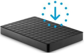 HD Externo Seagate 4000GB Expansion USB 3.0