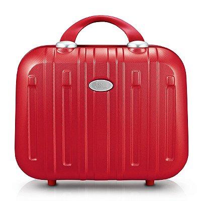 Frasqueira Contempo 700ML ABS Jacki Design Frasqueira Vermelho