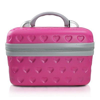 Frasqueira Love 700ML ABS Jacki Design Frasqueira Pink