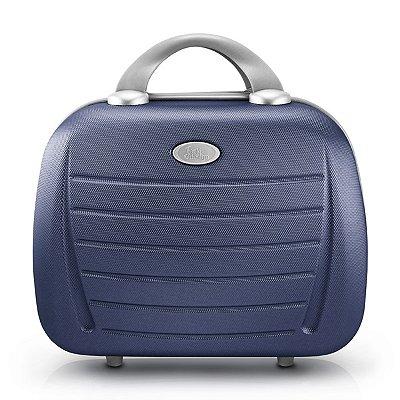 Frasqueira Select ABS Jacki Design Viagem Azul