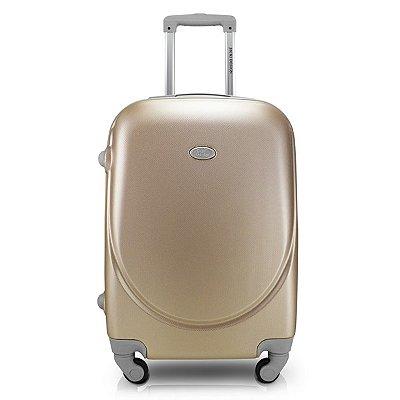 Mala de Viagem Select ABS Jacki Design Viagem Dourado