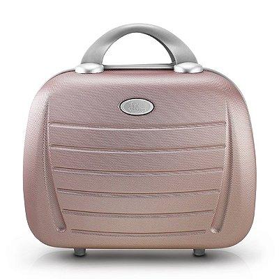 Frasqueira Select ABS Jacki Design Viagem Rosê