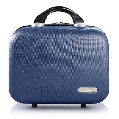 Frasqueira Executiva ABS Jacki Design Viagem Azul