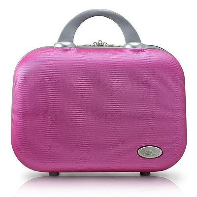 Frasqueira Love ABS Jacki Design Viagem Pink