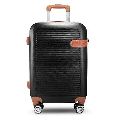 Mala de Viagem Premium ABS Jacki Design Viagem Preto