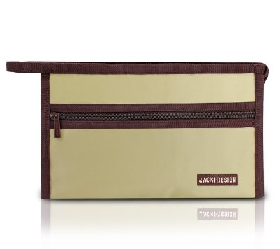 Necessaire Envelope Tam. G Lisa Microfibra Jacki Design Essencial lll