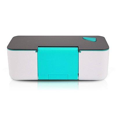 Pote Marmita com Porta Celular 650ml Polipropileno Jacki Design Lifestyle