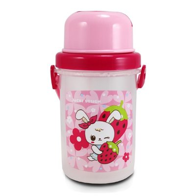 Squeeze 450ml Infantil Polipropileno Jacki Design Filhotinhos