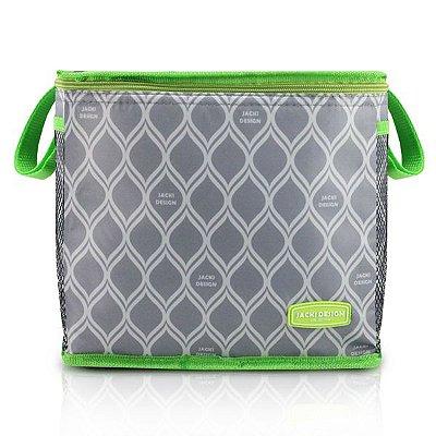 Bolsa Térmica (G) Microfibra + Folha de Alumínio Jacki Design Fresh