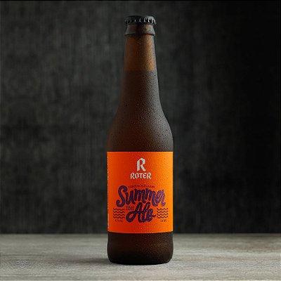 Roter Summer Ale (355ml) - Caixa com 12 Garrafas