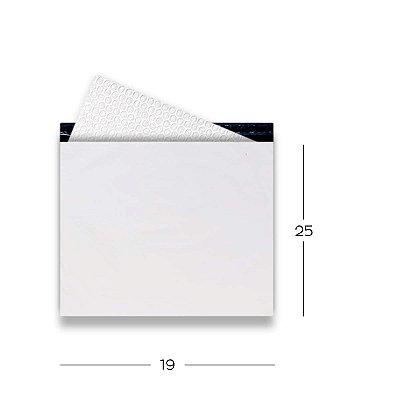 Envelope de segurança com plástico bolha - 19x25