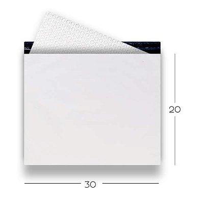 Envelope de segurança com plástico bolha - 30x20