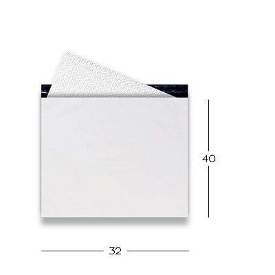 Envelope de segurança com plástico bolha - 32x40