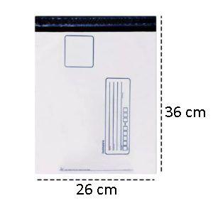 Envelope de Segurança Impresso para Correios  26x36