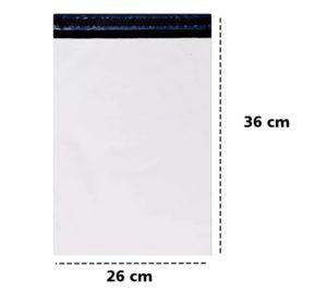 Envelope de Segurança para Correios 26x36