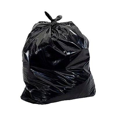 Saco de Lixo Super Reforçado 40  Litros - 100 Unidades