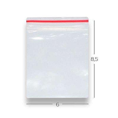 Saco Zip - N2 -  6 x 8.5